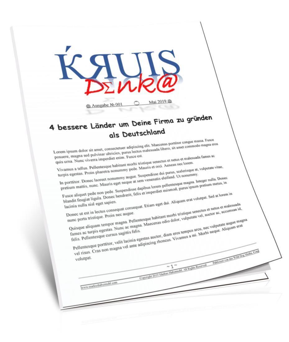 KRUIS DENKA - NEWSLETTER 12