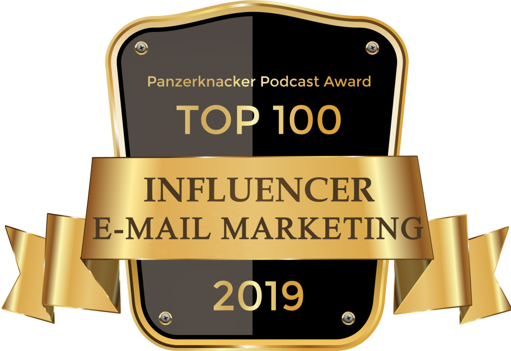 Top 100 E-Mail Marketing Influencer 2