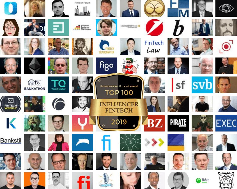 Top 100 Fintech Influencer 1