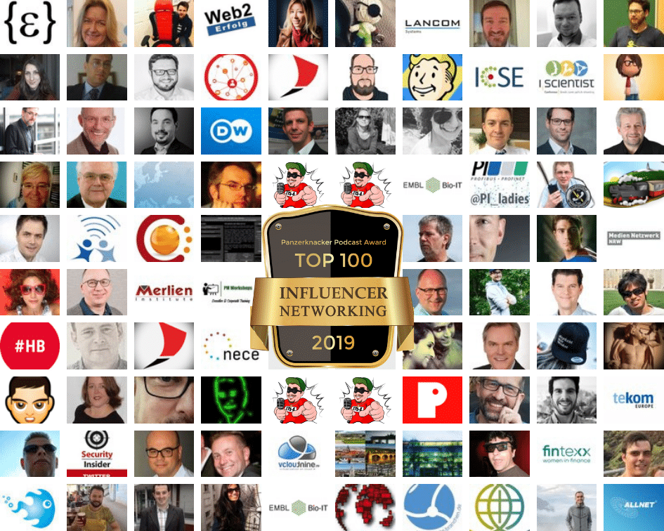 Top 100 Networking Influencer 3