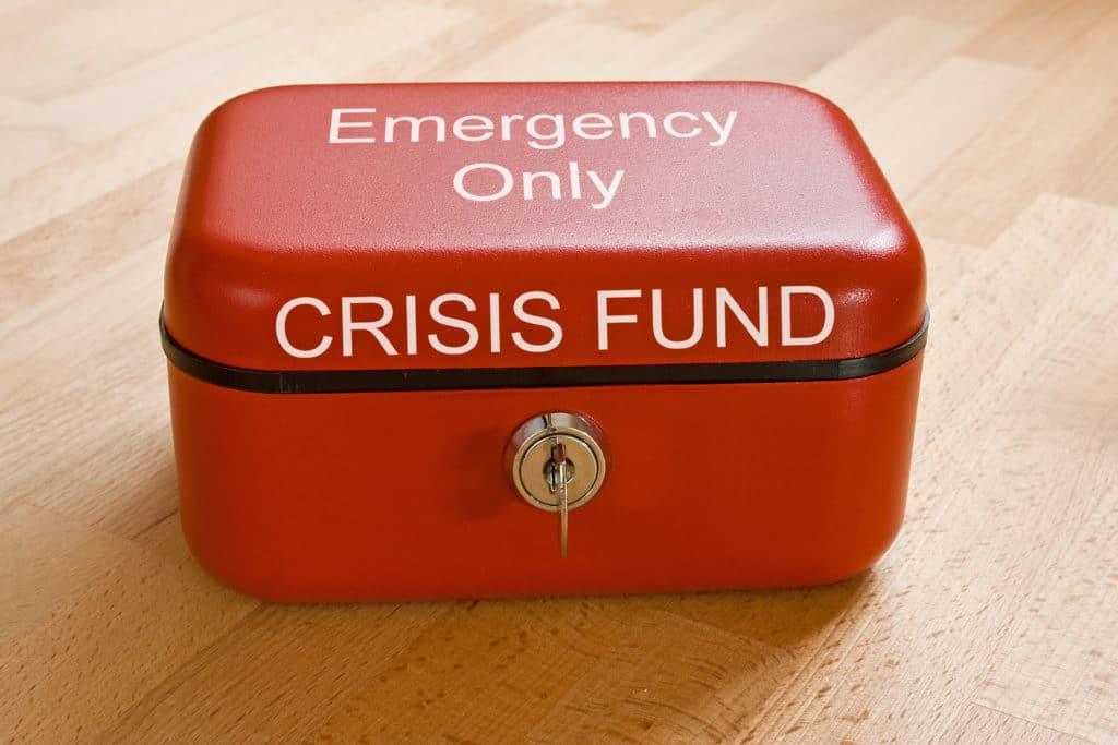 Finanzieller Notfallfonds