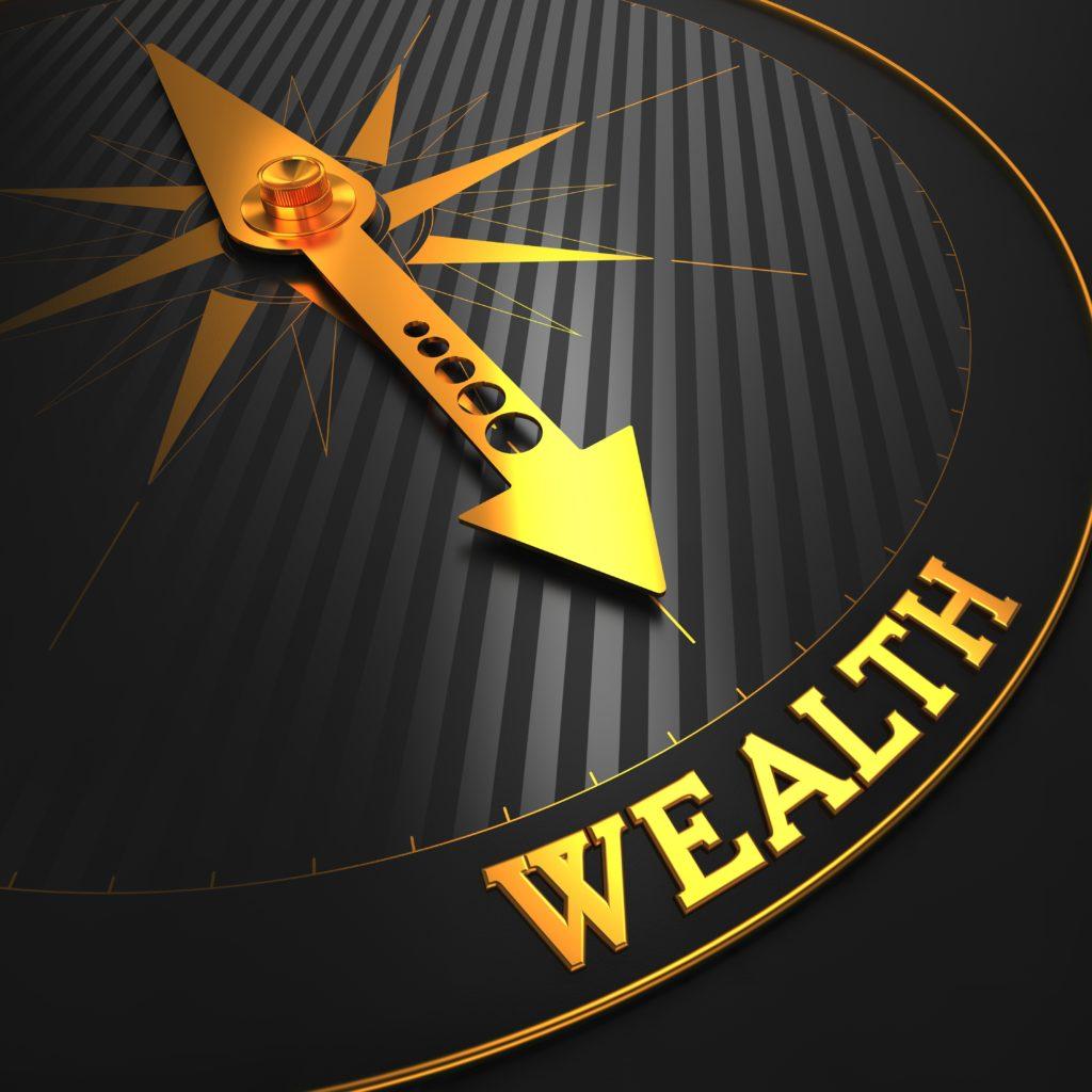 sechs Gesetze des Reichtums