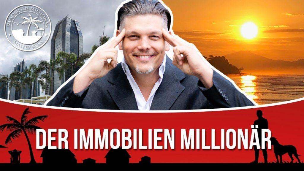 Das 1 x 1 des Immobilien Millionärs - Buchvorstellung